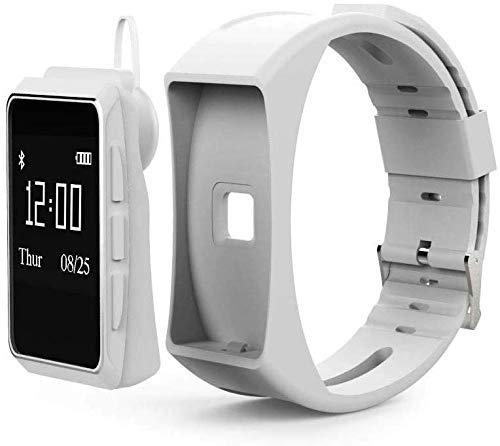 0.91 Inch Touch Smart Telefoon Regenjas Armband Volledig Compatibel Met Overbold Horloge Sport Bluetooth Headset