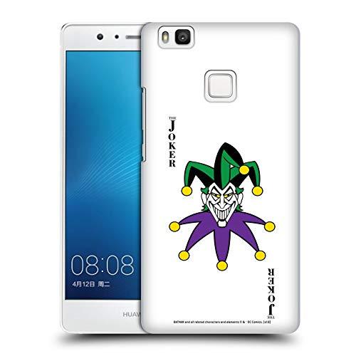 Official Joker Card Character Art Hard Back Case Compatible for Huawei P9 Lite / G9 Lite