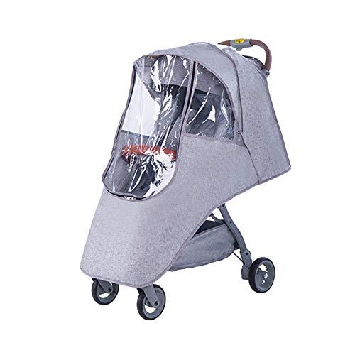 Pushchair Pram Stroller buggy Rain Cover Umbrella Parasol Insect mosquito net UK