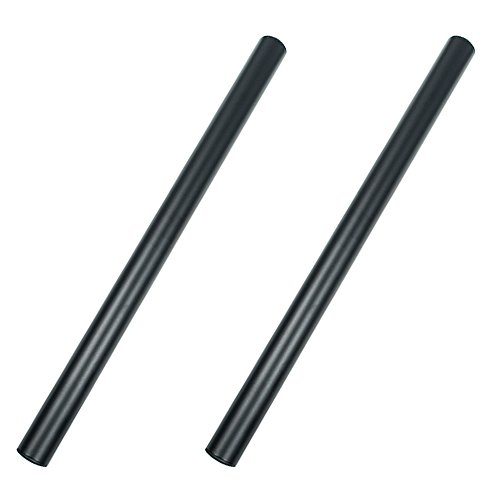 Seismic Audio - SA-SPOLE2-Pair - Pair of 20 Inch Subwoofer Mounting Poles - 20 Sub Poles for Mounting Speakers on Subwoofers - PA/DJ Stands
