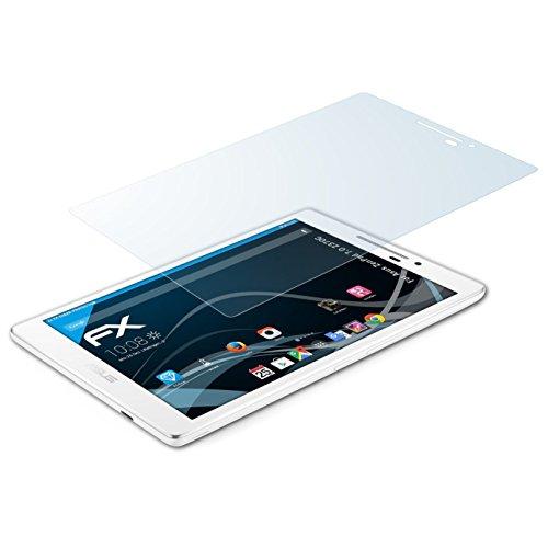 atFolix Schutzfolie kompatibel mit Asus ZenPad 7.0 Z370C Folie, ultraklare FX Bildschirmschutzfolie (2X)
