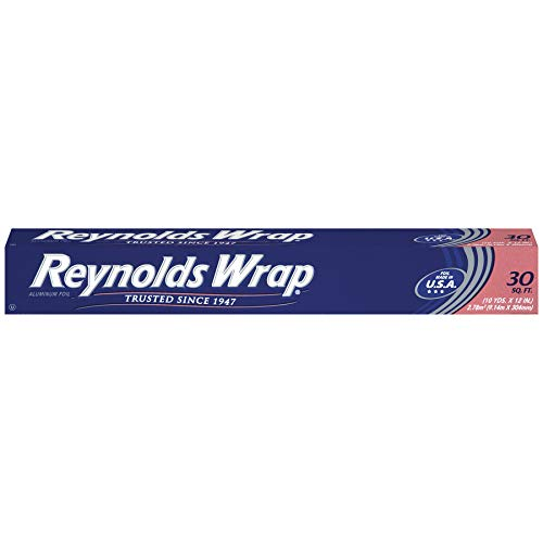 Clearance SALE! Limited time! Reynolds Wrap Aluminum Foil ft Bargain sq 30