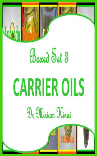 Boxed Set 3 Carrier Oils Guide (Carrier Oils Boxed Set) (English Edition)