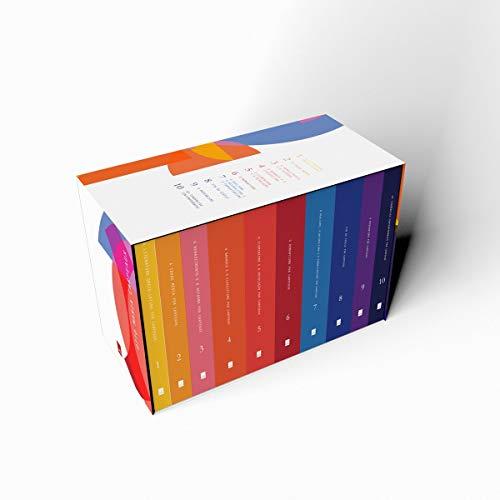 História da literatura ocidental - 10 volumes