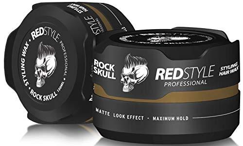 Redstyle Professional Haarwachs Haarwax Styling (Gold Ultra Starker Halt)