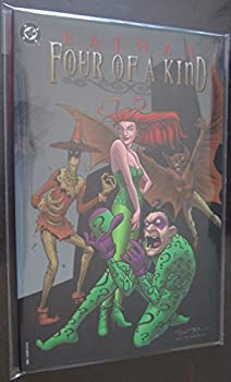 Batman Four of a Kind - Book #11 of the Modern Batman