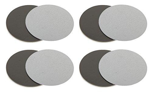 Elro RMAG2/4 Magnet Befestigung für Rauchmelder 4-er Pack