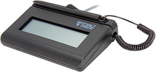 Topaz SigLite T-L460-HSB-R USB Electronic Signature Capture Pad (Non-Backlit)