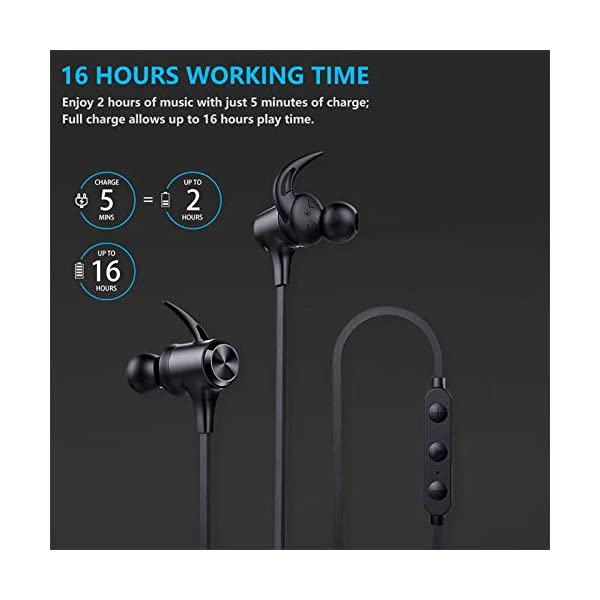 Boltune Bluetooth Headphones 6