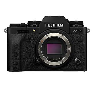Fujifilm X-T4 Mirrorless Digital Fujifilm X-T4 Mirrorless Digital Camera Body, Black (16650467) (B08557Q5Y9) | Amazon price tracker / tracking, Amazon price history charts, Amazon price watches, Amazon price drop alerts