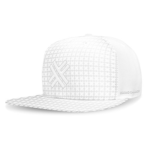 Eskimo Callboy - X - All White - Snap Back - Cap