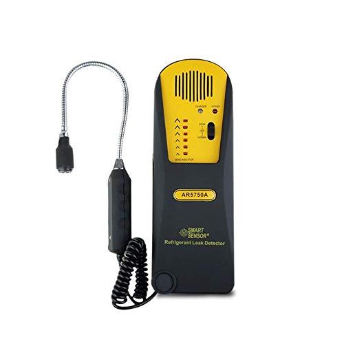 WCY Freon Lecksucher Kühlgas Leakage Tester Halogen-Lecksucher mit hohen Genauigkeit erfassen HVAC Klimaanlage R22 R410A R134A FCKW HFCKW HFKW yqaae