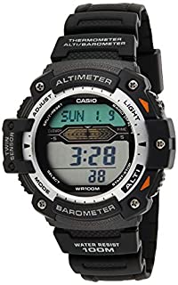 Casio Reloj Digital para Hombre de Cuarzo con Correa en Resina SGW-300H-1AVER (B003LSU0K8) | Amazon price tracker / tracking, Amazon price history charts, Amazon price watches, Amazon price drop alerts