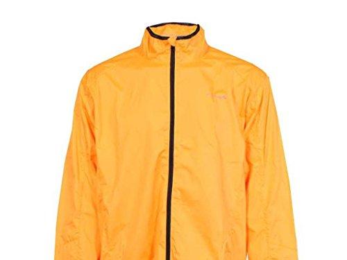Runaway Jim 74000.007 - Cortavientos Unisex, Color Naranja, Talla L