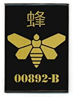 ブレイキング・バッド ゴールド モス ロゴ マグネット