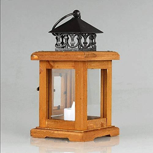 ZXL amerikanischer Landhausstil der Objekte der Dekoration Kerze Laterne Kerzenlicht...
