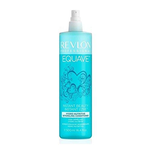 Revlon Professional Equave, nährstoffreiche Hydro-Pflegespülung gegen wirres und splissiges Haar, 500 ml