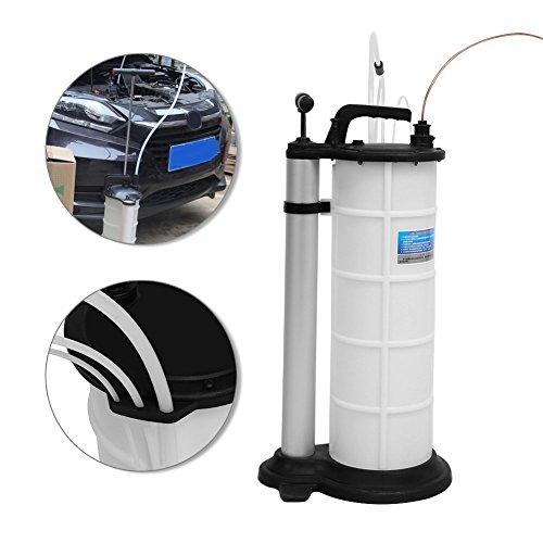 9-Liter-Handpumpe, Ölpumpe Absaugpumpe Pumpe Dieselpumpe Öl elektrisch Absaugpumpe Ölpumpe Heizöl