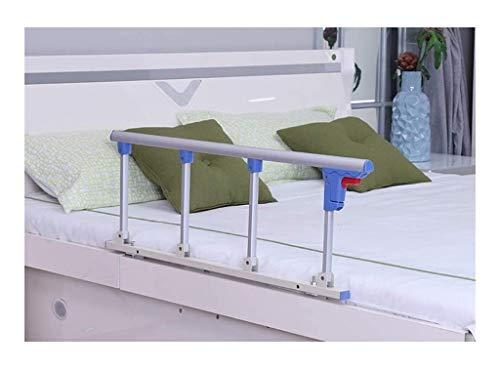 Tren cama Seguridad manija auxiliar, rieles de acero inoxidable plegable Cama barandales de protección for personas mayores y de...