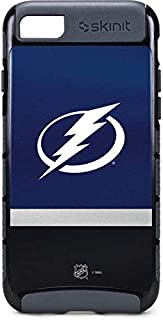 Skinit Cargo Phone Case for iPhone 8 - Officially Licensed NHL Tampa Bay Lightning Alternate Jersey Design