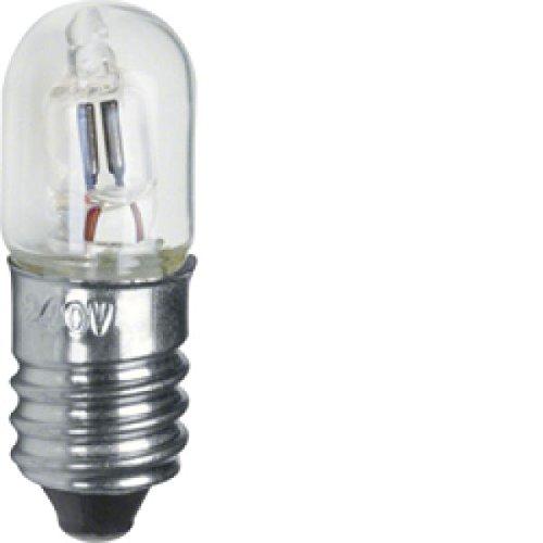 Berker Glimmlampe 220V E10 1601 MODUL-EINSÄTZE Beleuchtungseinsatz für Installationsschalterprogramme 4011334016984