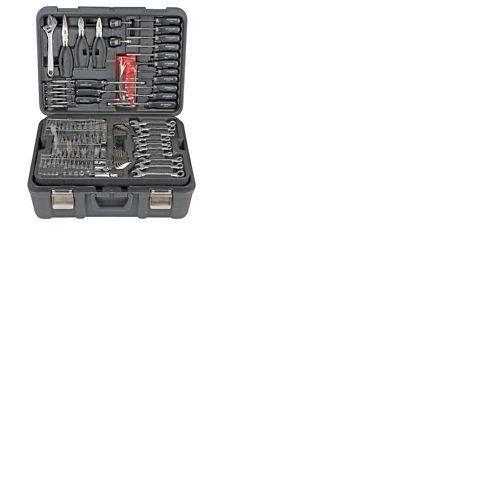 Professional 301 Piece Mechanic's Tool Kit SAE and Metric