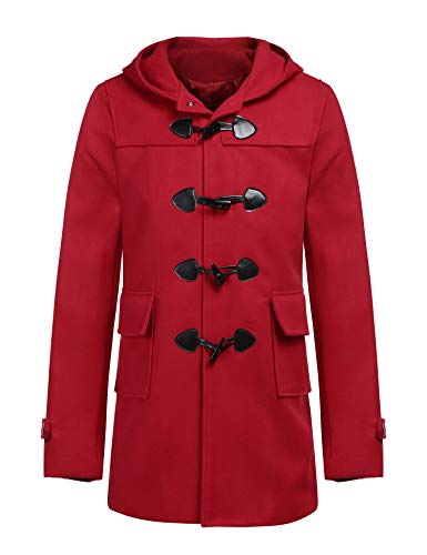 Woolen Long Jacket for Men's