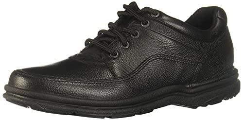 Rockport Men s World Tour Classic Walking Shoe Black 10.5 M