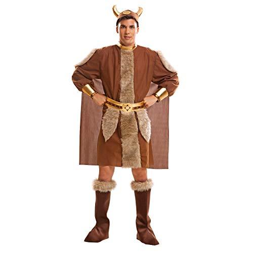My Other Me Me-201217 Disfraz de vikingo para hombre, M-L (Viving Costumes 201217)