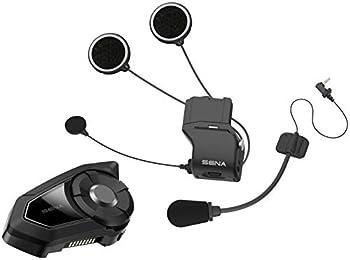 SENA 30K-01 Motorcycle Bluetooth Headset/Mesh Communication System (Single)