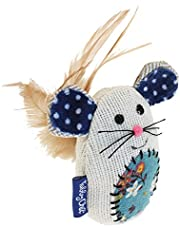 Tabby Chic Catnip Mouse Cat Toy