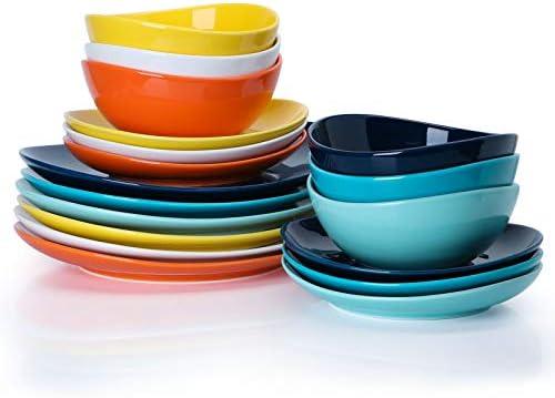 Colorful dinnerware set _image0