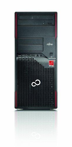 Fujitsu Esprimo P700 Desktop-PC (Intel Core i3 2100, 3,1GHz, 2GB RAM, 500GB HDD, Intel 4500HD Grafik, DVD, Win 7 Pro)