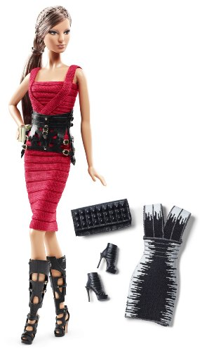 Barbie Collector Herve Leger Dress Doll