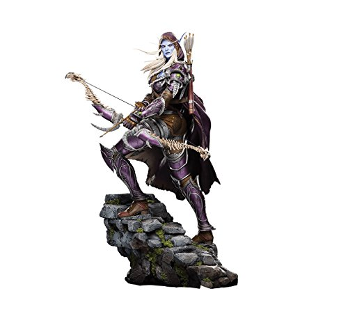 Blizzcon 2017 World of Warcraft Sylvanas Statue