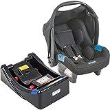Bebê Conforto Touring Evolution Se Preto Com Base Preta