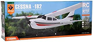WLtoys F949 Cessna 182 2.4G 3 Channel RC Aircraft Fixed - wing RTF Airplane - WHITE