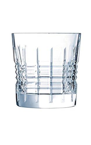 Cristal d'Arques N5814 Set de 4 Gobelets, Transparent