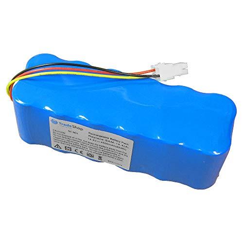 De alto rendimiento batería de Ni-MH 14,4 V/4500 mAh sustituye VCA-RBT20 VCARBT20 VCA-RBT-20 para Samsung Navibot SR8840 SR8845 SR8855 SR8895 VCR8845 SR8848 VCR8855 SR8990 VCR8895