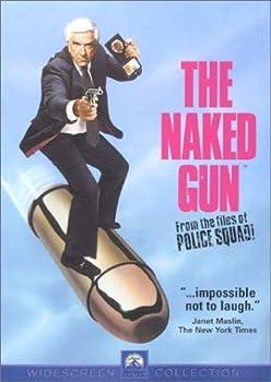 DVD The Naked Gun Book