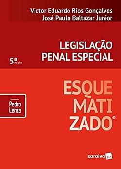 Legislação penal especial esquematizado®