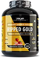 Ripped Up Nutrition Whey Ripped Gold - 4.4 lbs (2 Kg)