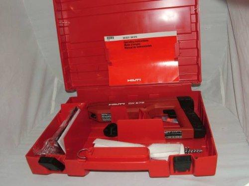 Hilti DX E72 Powder Actuated Nailer Nail Gun DXE72 Set 1092