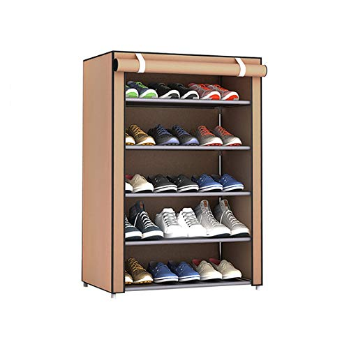 TAIYUANNT Zapatero 4/5/6/8/10 Capas Protectoras de Polvo Zapatos Rack Tela no Tejida de Zapatos Soportes Organizador del Armario de Almacenamiento Inicio Zapatos titulares Estante del gabinete Cuarto