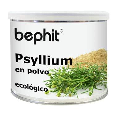 Psyllium ecológico en polvo Bephit - 200 g