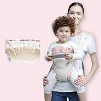 抱っこ紐 ヒップシート 対面抱き 前向き抱っこ 新生児 ベビー用品 軽量 通気 男女兼用 装着簡単 腰ベルト 調整可 0-36ヶ月