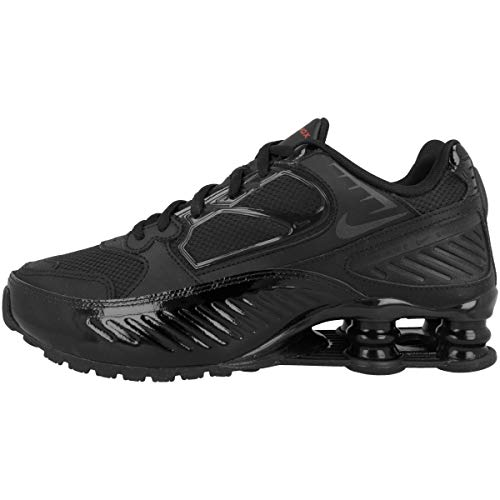 Nike Damen Shox Enigma 9000 Sneaker, Schwarz, 37.5 EU