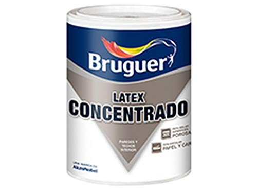 BRUGUER - Latex Concentrado Blanco Bruguer 750 Ml