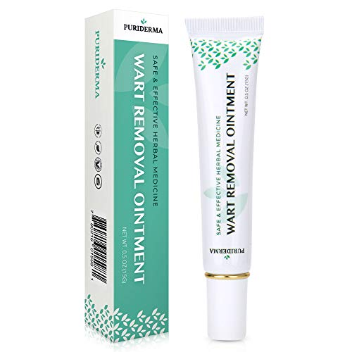 BEALUZ Wart Removal, Wart Remover Ointment Maximum Strength with Natural Ingredients, Painlessly, Easy and Quick Results