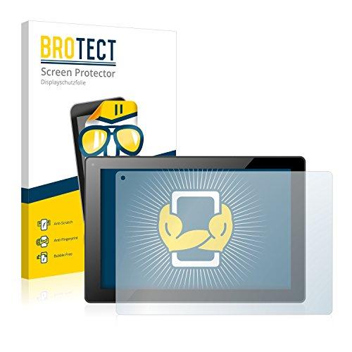 BROTECT Schutzfolie kompatibel mit Odys Visio (2 Stück) klare Bildschirmschutz-Folie